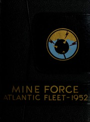 1953 Edition, Mine Force Atlantic Fleet - Naval Cruise Book