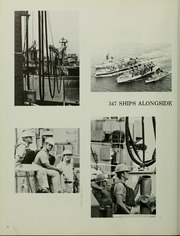 Page 10, 1972 Edition, Mispillion (AO 105) - Naval Cruise Book online yearbook collection