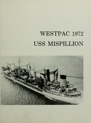 Page 5, 1972 Edition, Mispillion (AO 105) - Naval Cruise Book online yearbook collection