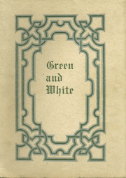 Page 1, 1921 Edition, Gorham Normal School - Green and White Yearbook (Gorham, ME) online yearbook collection
