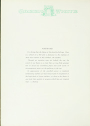 Page 10, 1932 Edition, Gorham Normal School - Green and White Yearbook (Gorham, ME) online yearbook collection
