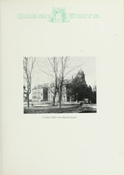 Page 13, 1932 Edition, Gorham Normal School - Green and White Yearbook (Gorham, ME) online yearbook collection