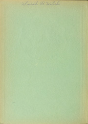 Page 2, 1932 Edition, Gorham Normal School - Green and White Yearbook (Gorham, ME) online yearbook collection