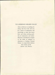 Page 11, 1934 Edition, Gorham Normal School - Green and White Yearbook (Gorham, ME) online yearbook collection