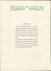 Page 12, 1934 Edition, Gorham Normal School - Green and White Yearbook (Gorham, ME) online yearbook collection