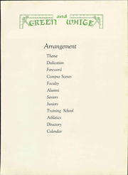 Page 13, 1934 Edition, Gorham Normal School - Green and White Yearbook (Gorham, ME) online yearbook collection