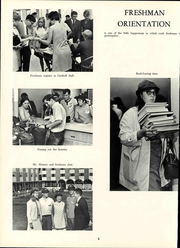 Page 8, 1965 Edition, Gorham Normal School - Green and White Yearbook (Gorham, ME) online yearbook collection