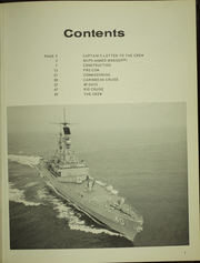 Page 5, 1978 Edition, Mississippi (CGN 40) - Naval Cruise Book online yearbook collection