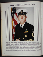 Page 12, 1991 Edition, Mississippi (CGN 40) - Naval Cruise Book online yearbook collection