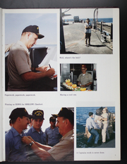 Page 9, 1991 Edition, Mississippi (CGN 40) - Naval Cruise Book online yearbook collection