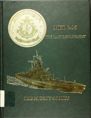 Page 1, 1995 Edition, Mississippi (CGN 40) - Naval Cruise Book online yearbook collection