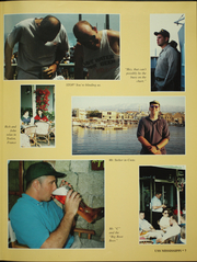 Page 11, 1995 Edition, Mississippi (CGN 40) - Naval Cruise Book online yearbook collection