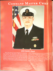 Page 12, 1995 Edition, Mississippi (CGN 40) - Naval Cruise Book online yearbook collection
