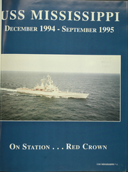 Page 5, 1995 Edition, Mississippi (CGN 40) - Naval Cruise Book online yearbook collection