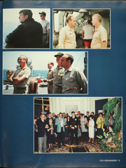 Page 9, 1995 Edition, Mississippi (CGN 40) - Naval Cruise Book online yearbook collection