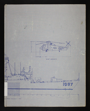1976 Edition, Moinester (FF 1097) - Naval Cruise Book