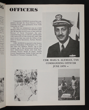 Page 11, 1976 Edition, Moinester (FF 1097) - Naval Cruise Book online yearbook collection