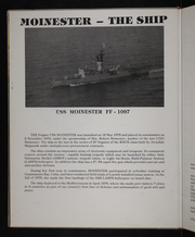 Page 6, 1976 Edition, Moinester (FF 1097) - Naval Cruise Book online yearbook collection