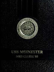 1985 Edition, Moinester (FF 1097) - Naval Cruise Book