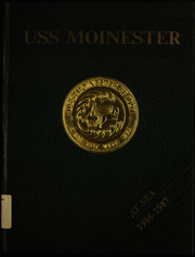 1987 Edition, Moinester (FF 1097) - Naval Cruise Book