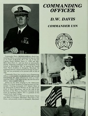 Page 10, 1986 Edition, Monongahela (AO 178) - Naval Cruise Book online yearbook collection