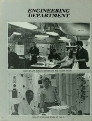 Page 16, 1986 Edition, Monongahela (AO 178) - Naval Cruise Book online yearbook collection