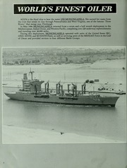 Page 8, 1986 Edition, Monongahela (AO 178) - Naval Cruise Book online yearbook collection