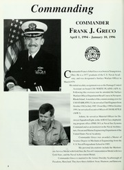 Page 8, 1996 Edition, Monongahela (AO 178) - Naval Cruise Book online yearbook collection