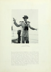 Page 11, 1957 Edition, Monrovia (APA 31) - Naval Cruise Book online yearbook collection