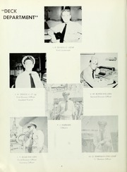 Page 14, 1957 Edition, Monrovia (APA 31) - Naval Cruise Book online yearbook collection