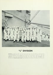 Page 15, 1957 Edition, Monrovia (APA 31) - Naval Cruise Book online yearbook collection