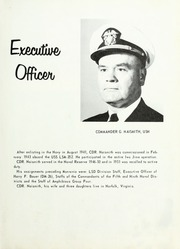 Page 9, 1964 Edition, Monrovia (APA 31) - Naval Cruise Book online yearbook collection