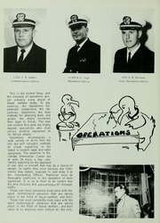 Page 12, 1966 Edition, Monrovia (APA 31) - Naval Cruise Book online yearbook collection