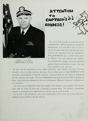 Page 7, 1966 Edition, Monrovia (APA 31) - Naval Cruise Book online yearbook collection