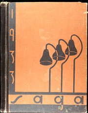 1933 Edition, Long Beach City College - Saga Yearbook (Long Beach, CA)