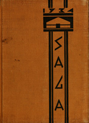 1934 Edition, Long Beach City College - Saga Yearbook (Long Beach, CA)