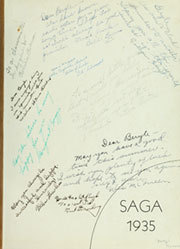 Page 5, 1935 Edition, Long Beach City College - Saga Yearbook (Long Beach, CA) online yearbook collection