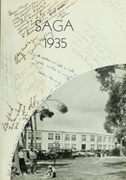 Page 7, 1935 Edition, Long Beach City College - Saga Yearbook (Long Beach, CA) online yearbook collection
