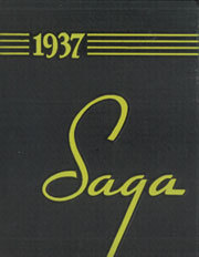 1937 Edition, Long Beach City College - Saga Yearbook (Long Beach, CA)