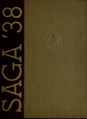 1938 Edition, Long Beach City College - Saga Yearbook (Long Beach, CA)