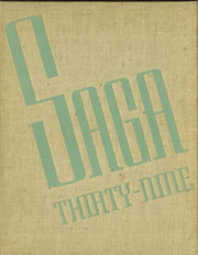 1939 Edition, Long Beach City College - Saga Yearbook (Long Beach, CA)