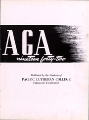 Page 4, 1942 Edition, Long Beach City College - Saga Yearbook (Long Beach, CA) online yearbook collection