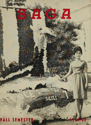 1962 Edition, Long Beach City College - Saga Yearbook (Long Beach, CA)
