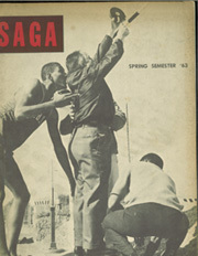 1963 Edition, Long Beach City College - Saga Yearbook (Long Beach, CA)