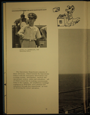 Page 16, 1966 Edition, Monticello (LSD 35) - Naval Cruise Book online yearbook collection