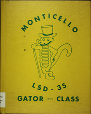 1974 Edition, Monticello (LSD 35) - Naval Cruise Book