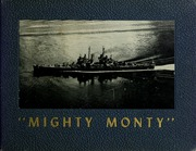 Page 1, 1945 Edition, Montpelier (CL 57) - Naval Cruise Book online yearbook collection