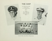 Page 11, 1945 Edition, Montpelier (CL 57) - Naval Cruise Book online yearbook collection