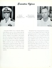Page 15, 1962 Edition, Montrose (APA 212) - Naval Cruise Book online yearbook collection