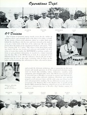 Page 17, 1962 Edition, Montrose (APA 212) - Naval Cruise Book online yearbook collection